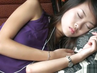 Wear Sleeping Girlfriend's Nylon Limbs