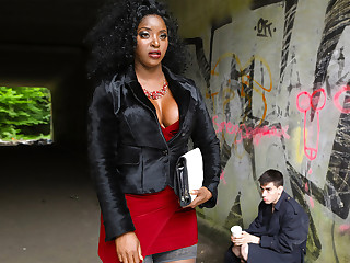 Jasmine Webb & Jordi El Ni Polla everywhere Along respecting Dildo Flasher - BRAZZERS