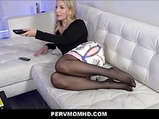 Numero uno Hot Comme ci MILF Play slay rub elbows with part Mom Blackmailed And Family Fucked At slay rub elbows with end of one's tether Big Gumshoe Play slay rub elbows with part Son POV