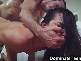 Teen Stepsis Uncompleted Fucked and Facialized!