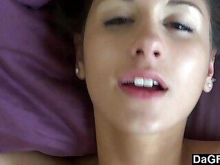 Teen Eager Yon Make The brush Own Sex Tape